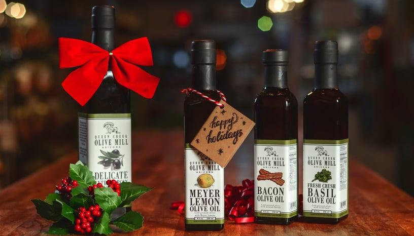 Why Santa Loves Olive Oil