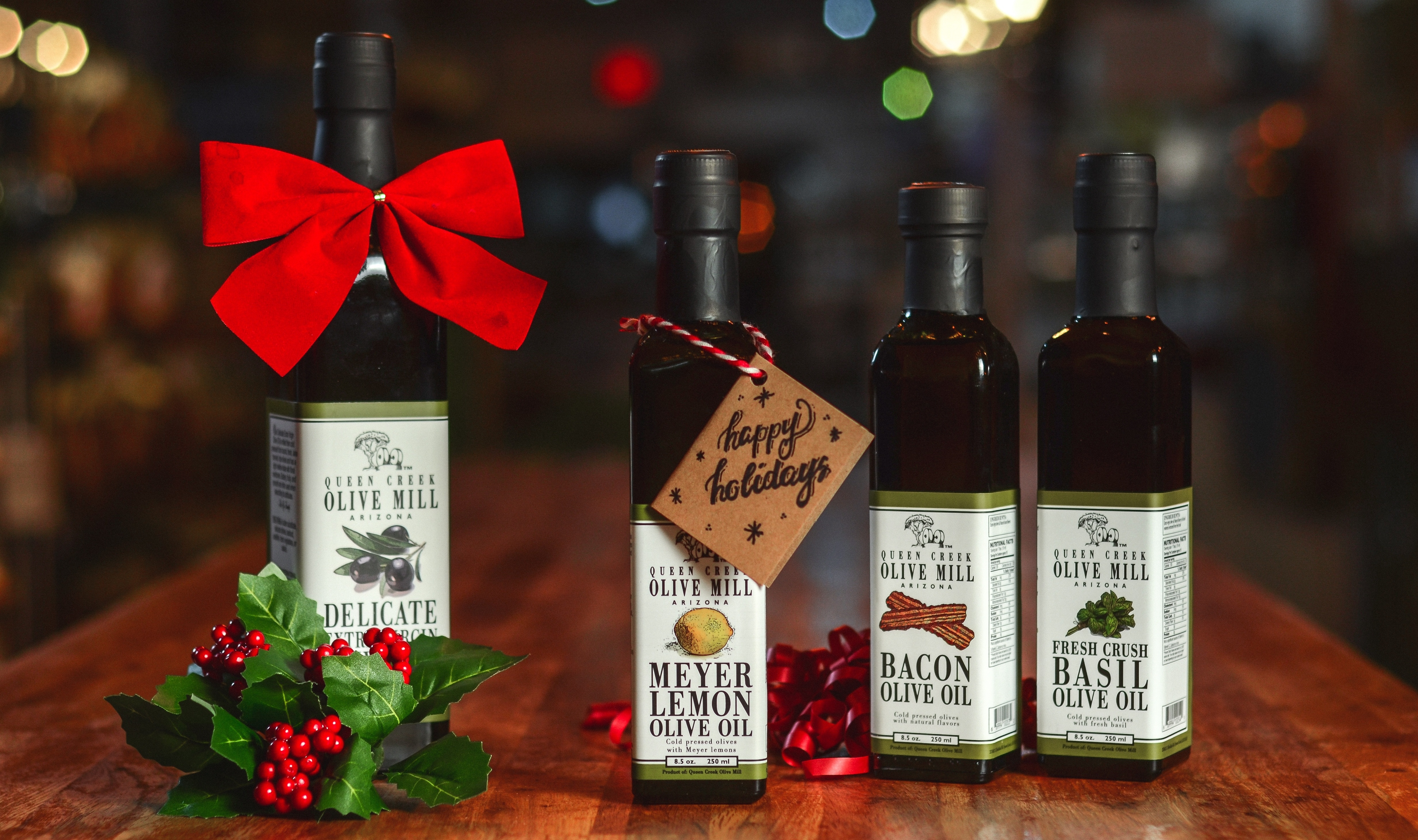 WHY OLIVE OIL IS THE PERFECT GIFT
