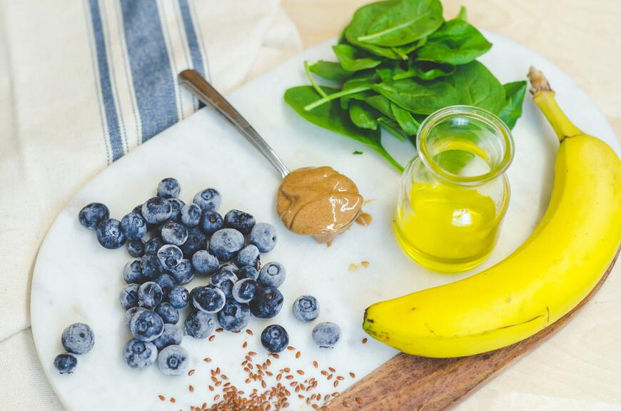 THE BEST SMOOTHIE RECIPE EVER