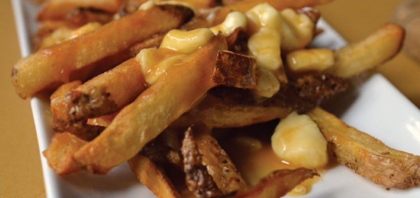 Olive Mill Poutine