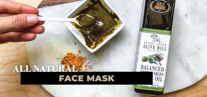All Natural Face Mask