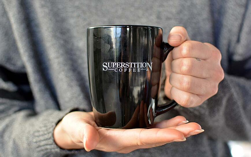 Interview with Superstition Coffee